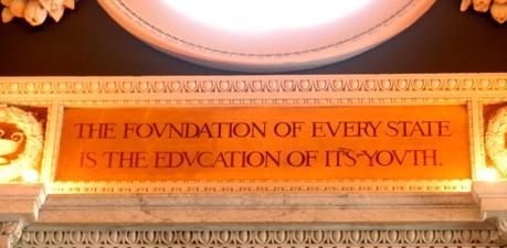 washington 1 de juliol educació blog
