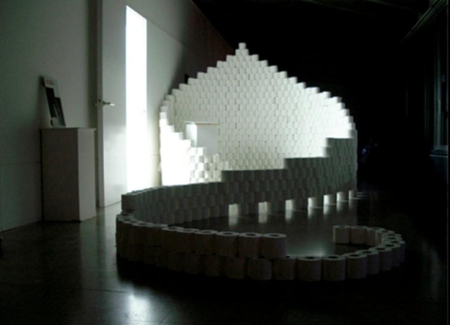 Transart IV Escultura Efímera Intimitat